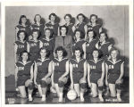 1949-1950 women's basketball team, Immanuel Deaconess Institute
