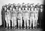1937 David City High School Football Team