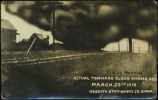 Actual tornado cloud, Omaha, Neb., March 23rd, 1913