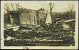 A residence at Ralston, Neb., after the tornado, Mar. 23, 1913