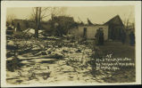 27th & Patrick Ave. after the tornado of Mar. 23, 1913, at Omaha, Nebr.
