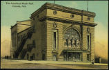 American Music Hall, Omaha, Neb.