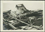 1919 Omaha tornado damage